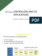 8051 microcontrolller