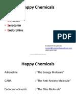 Chemistry of Happyness