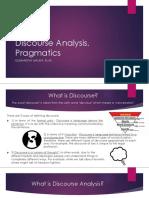 1. Discourse Analysis and Pragmatics.pptx