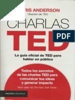 Libro oficial de las charlas TED - parte 1