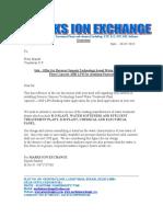 Marks Ion Exchange - RO Plant