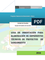MANUAL DE SANEAMIENTO