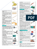 Sewing Tools and Equipment lec