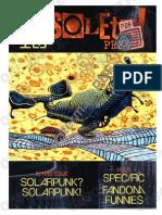 Obsolet Magazine - Solarpunk edition