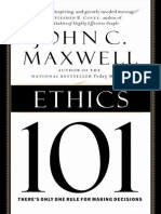 John C Maxwell - Ethics 101_ what every leader needs to know (2003, Center Street ).epub