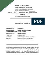 Demanda de concurso de acreedores (ley 222 de 1995) tercera entrega
