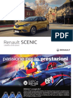 Renault Grand Scenic Manuale (2017)