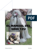 El Manual Del Shih Tzu