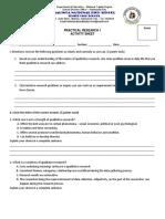 Activity Sheet1