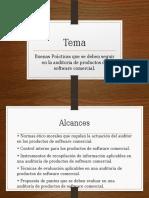 Presentacion Tema Diseño y Desarrollo de sistemas