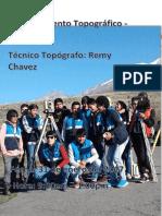 Informe de Practicas de Topografia