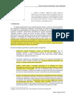 Introducción al estudio del Saneamiento Ambiental ; Capítulo I