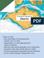 Terristial navigation C harts