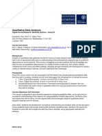 Qualitative-Data-Analysis_Reading-List_2016-17