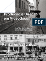 Aula Intro Documentario
