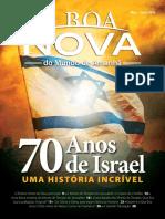 70 anos de ISRAEL a-boa-nova-maio-junho-2018