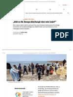 """Libyen_ """"Gibt es für Europa überhaupt eine rote Linie_""""- Interview mit Vincent Cochetel, UNHCR - DER SPIEGEL"""