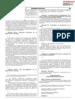RM 031-2019-MINEDU ECE 2020
