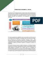 LA FORMACION ECONOMICO