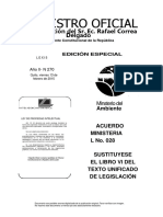 Acuerdo Ministerial 028 - REGISTRO OFICIAL