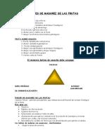 MPCF INDICES DE MADUREZ DE LAS FRUTAS, Atmosferas, Empaques 5,6,.docx