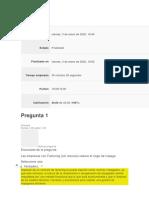 Examen Final GESTION DE TESORERIA - ASTURIAS