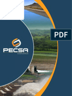 Brochure PECSA