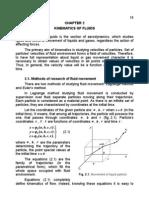 Chapter2 Kinematics of Fluids