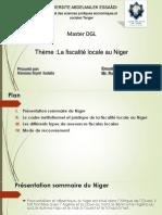 La fiscalité locale au Niger