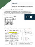 Understanding Royer Oscillator for Wireless Power Transfer - Stack-Exchange