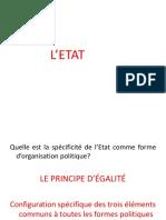 L'ÉTAT (1)