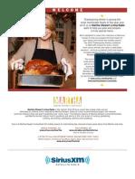 Martha Stewart Thanksgiving Dessert