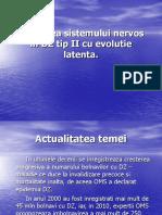 Afectarea sistemului nervos in DZ tip II cu.ppt