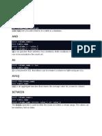 SQL commands glossary.pdf
