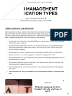Pain Relief Medications_ OTC, Prescription & Side Effects