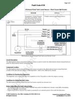 176-fc4739 códigos de falla motores cummins