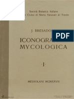 Bresadola, G. (1927) - Iconographia Mycologica. Vol. 01