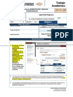FTA-2019-2B-M1, GESTION PUBLICA