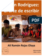 Simón Rodríguez El arte de escribir