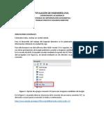 PROYECTO SISTEMAS DE INFORMACION GEOGRÁFICA