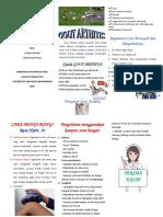 EDIT Leaflet Osteoartritis
