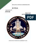 STS-64 Press Kit