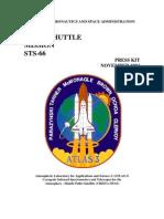 STS-66 Press Kit