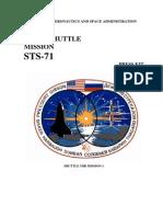 STS-71 Press Kit