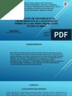 REDUCCION DE VISCOSIDAD EN EL CRUDO MEDIANTE EL CALENTAMIENTO INDIRECTO (CASO