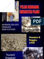 16. Disaster Plan