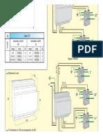 Diagrama sumadores de corriente TARSD