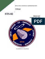 STS-82 Press Kit