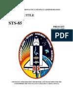 STS-85 Press Kit