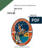 STS-89 Press Kit